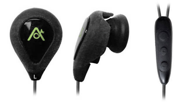Zeal Earphones - Black/Black